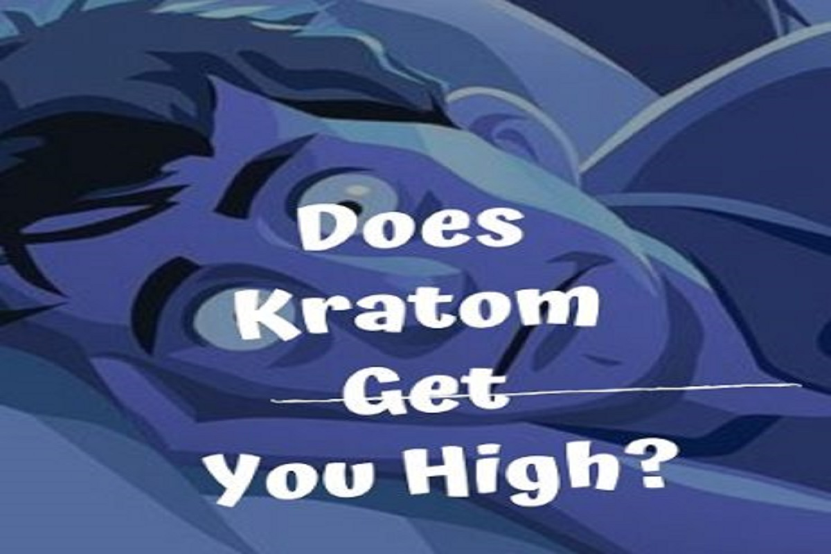 Does kratom get you high