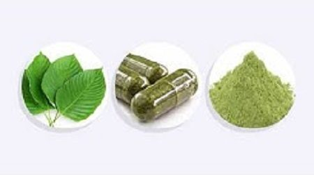Forms of kratom