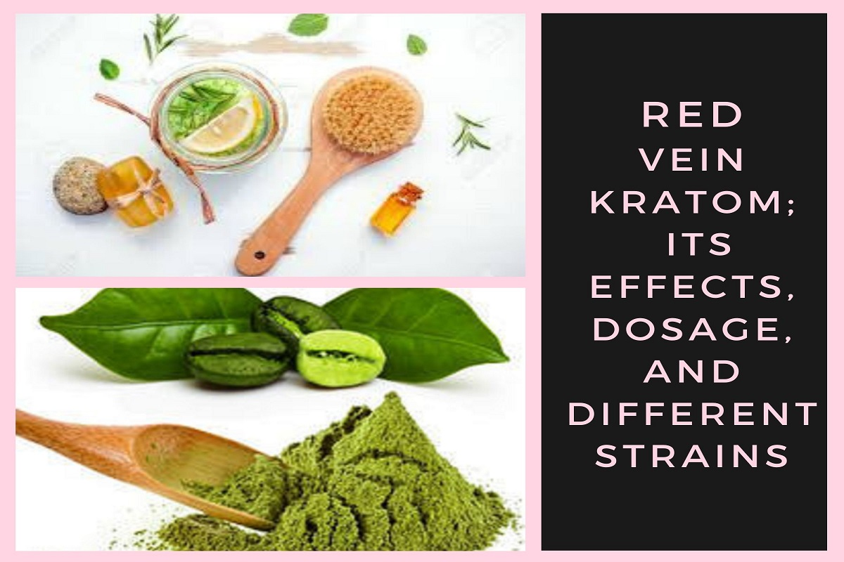 Red Vein Kratom; Its Effects, Dosage, And Different Strains