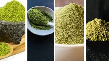 types of white vein kratom