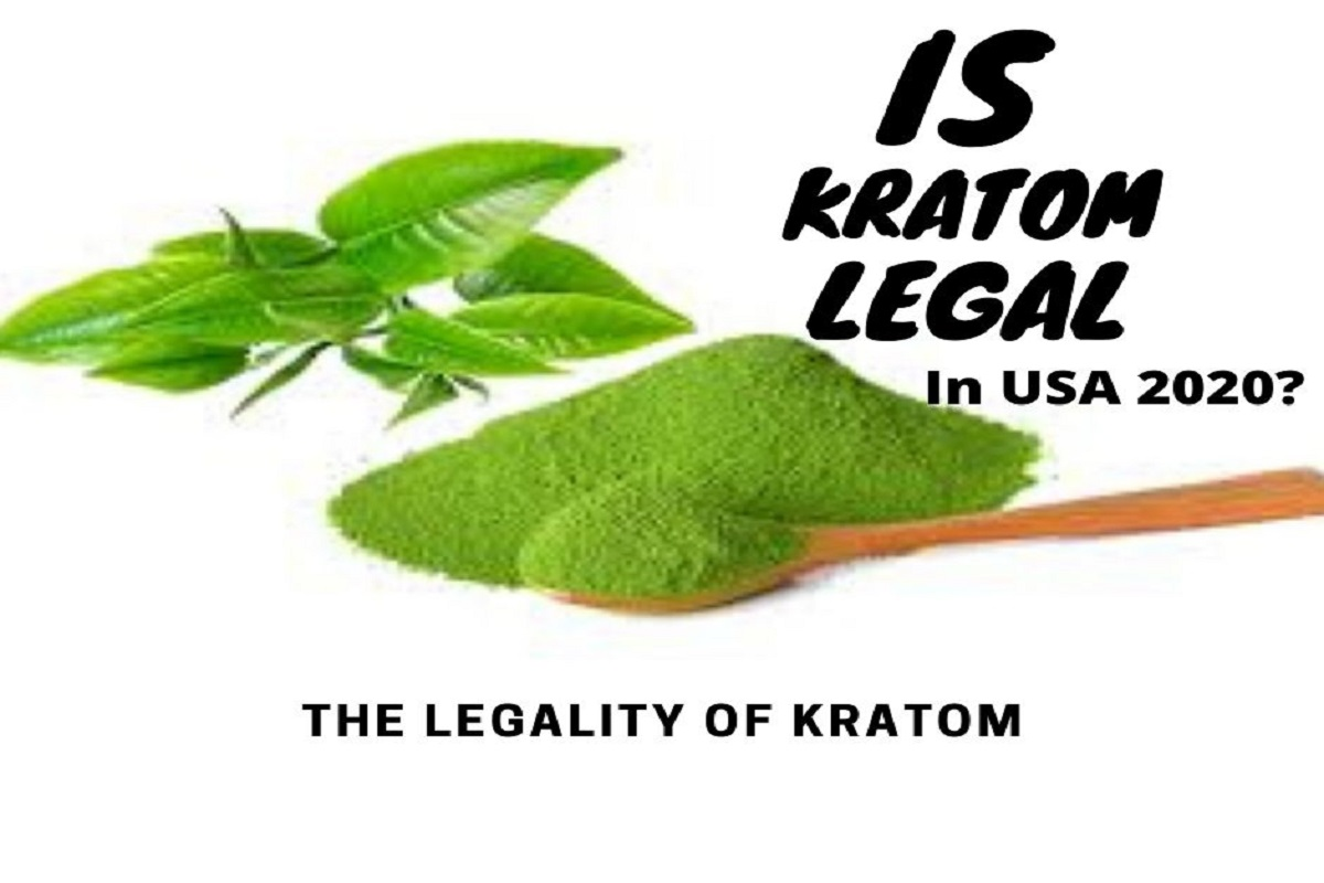 Is Kratom Legal In USA 2020_ The Legality Of Kratom