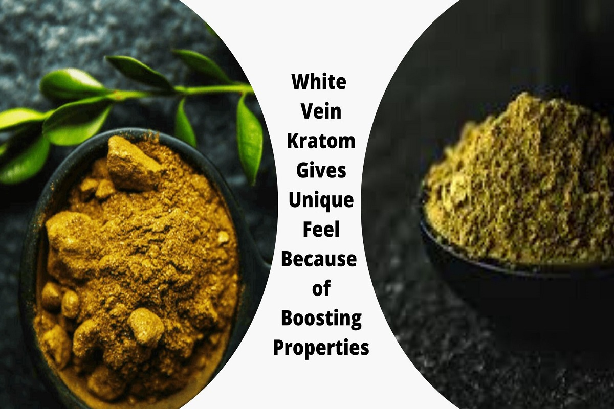 White Vein Kratom Gives Unique Feel Because of Boosting Properties