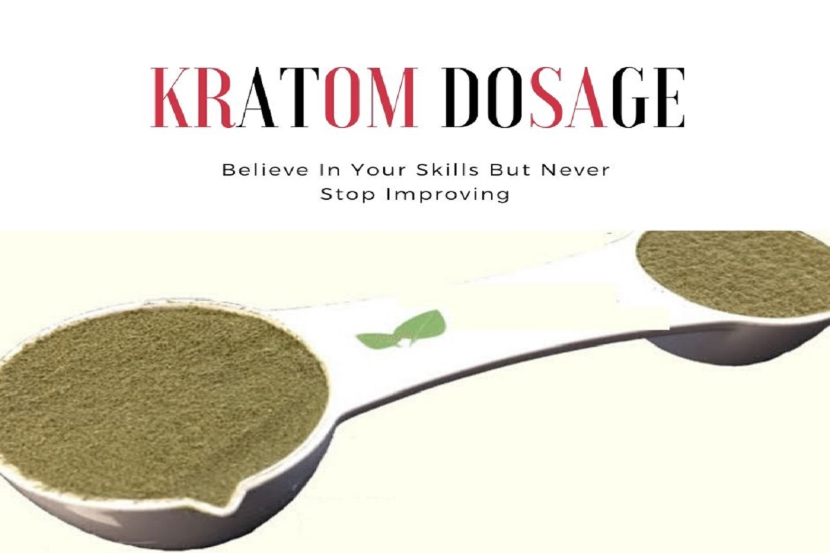 kratom dosage - Believe In Your Skills But Never Stop Improving