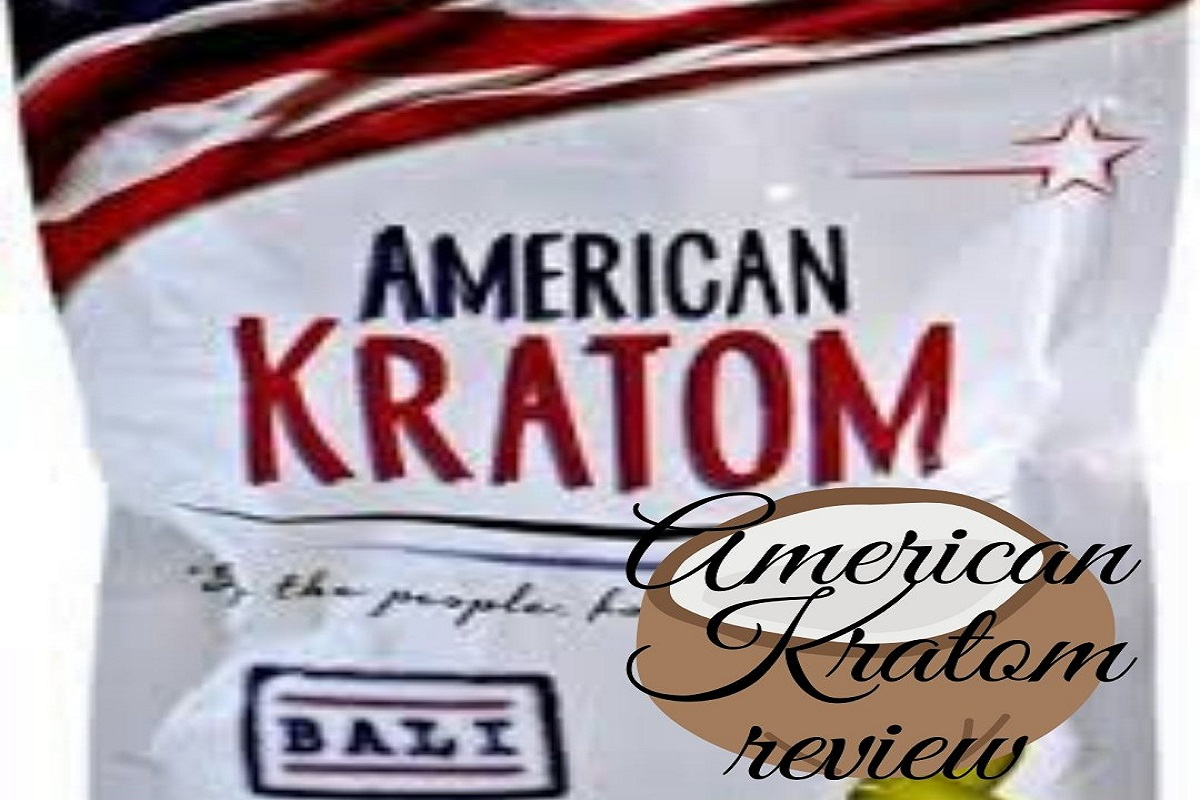 American Kratom review