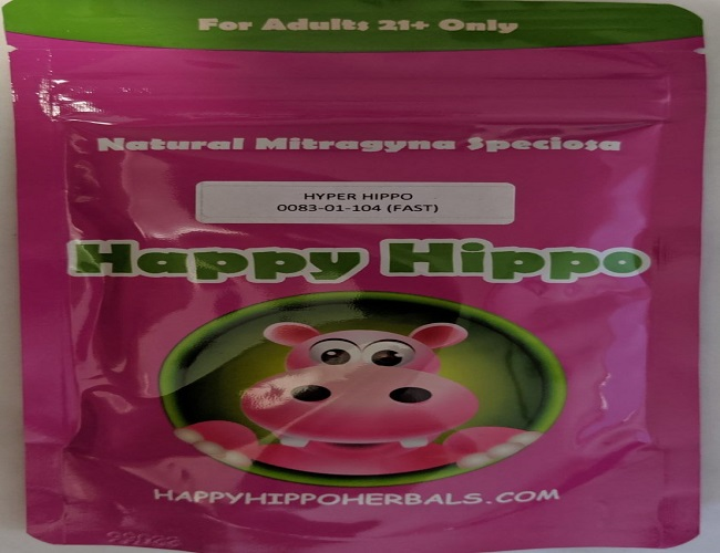 Happy Hippo effects