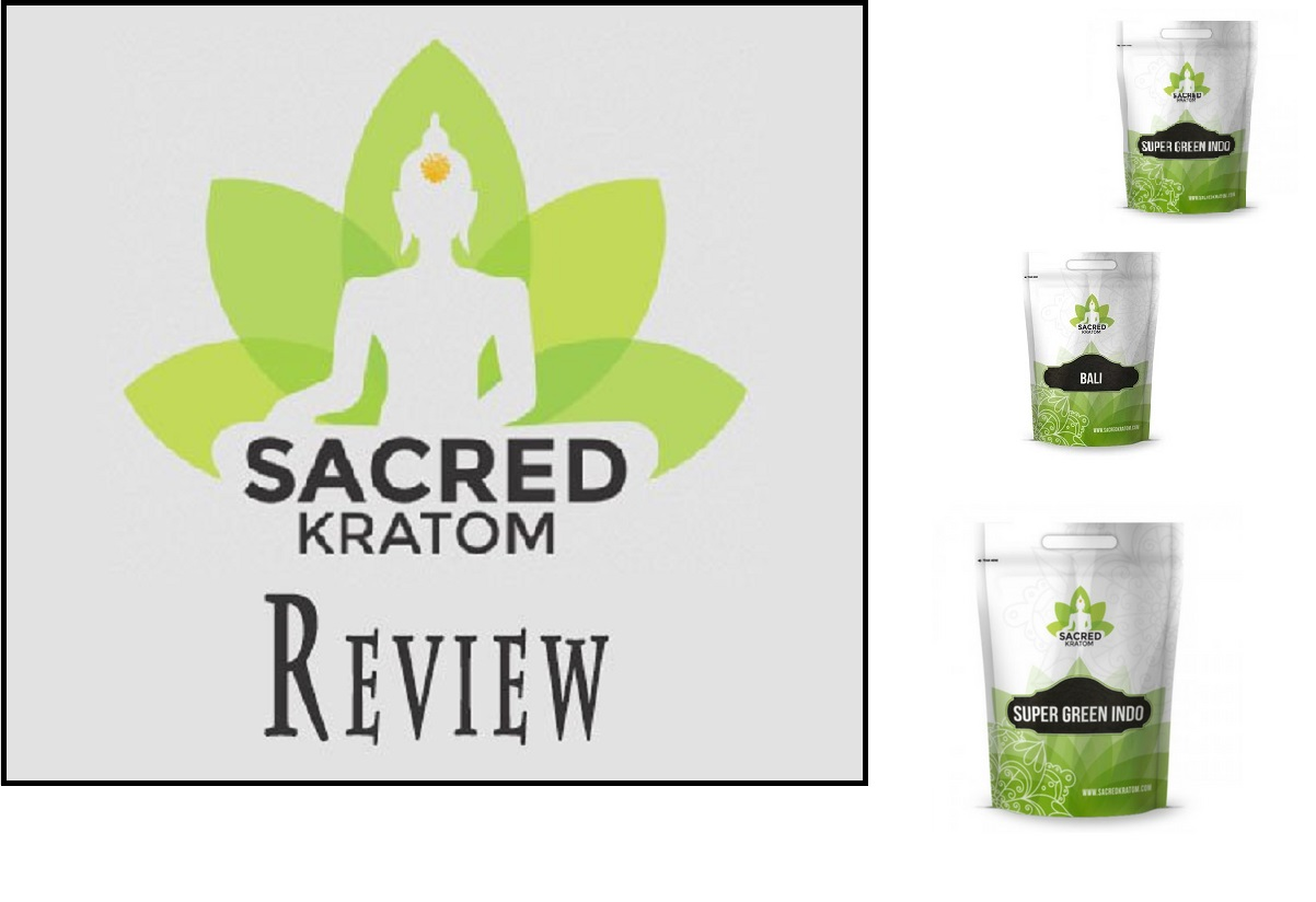 Sacred Kratom Review