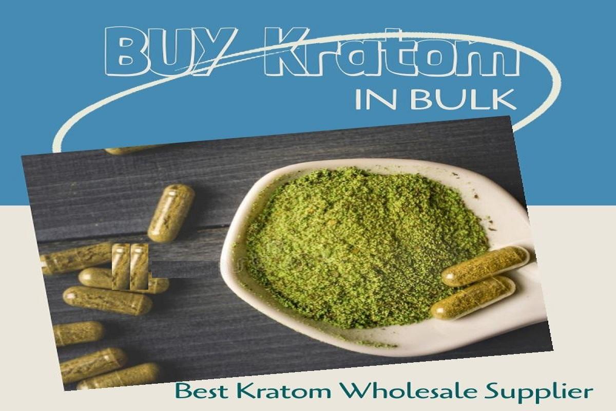 Best Kratom Wholesale Supplier