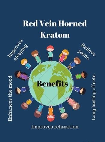 Red Horned Kratom