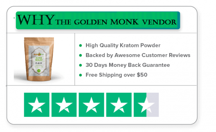 what thegoldenmonk offers