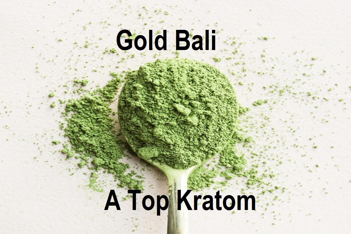 Gold Bali kratom