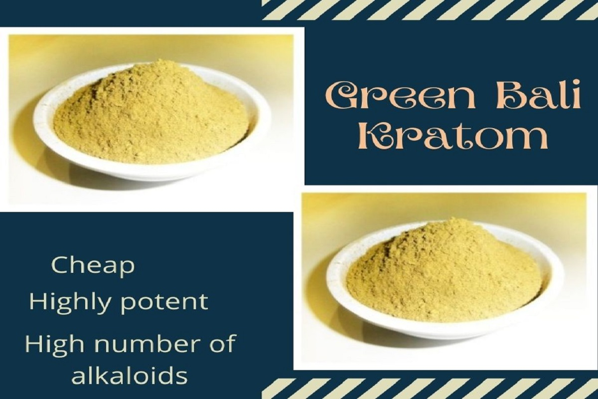 Green Bali Kratom Strains