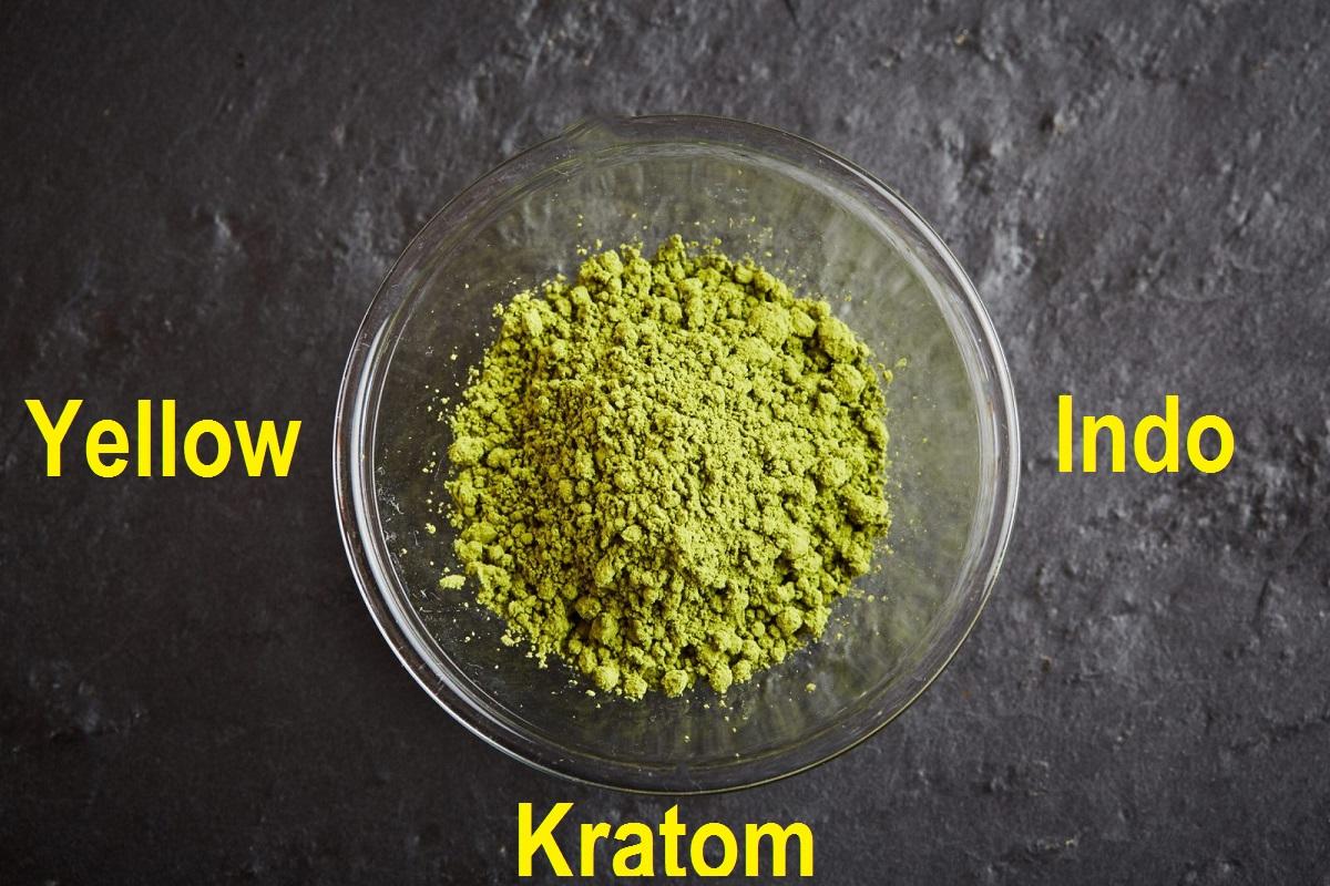 Yellow Indo Kratom